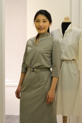 Vintage suit dress