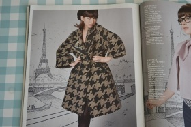 The Burda Swing Coat Photo