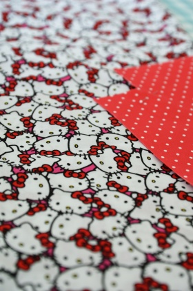 The Hello Kitty Fabric